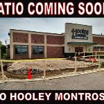 Hooley House has three other locations in Ohio. They are located in Brooklyn, Mentor, and Westlake.  They all have patios. Hooley's at Montrose has a patio under construction now.