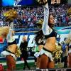 There were tons of College bowl games during December. And along with that came a bevy of Cheerleaders!