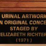 This is posted under the sign. I always wondered where it came from.  I could not locate Elizabeth Richter on Google or Wkipedia.